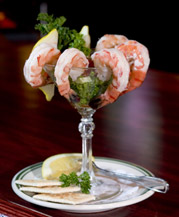 Pyramid, Shrimp Cocktail
