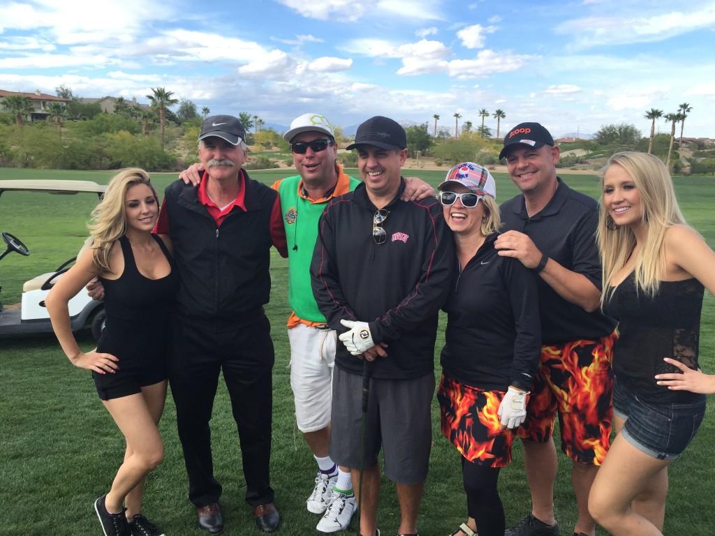 Golf 2015 Shot